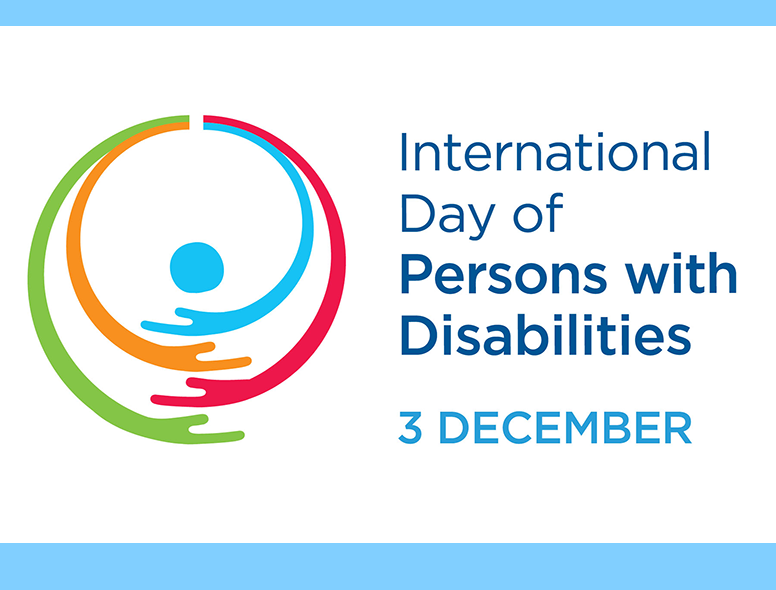 OSOS is celebrating the International Day of Persons with Disabilities