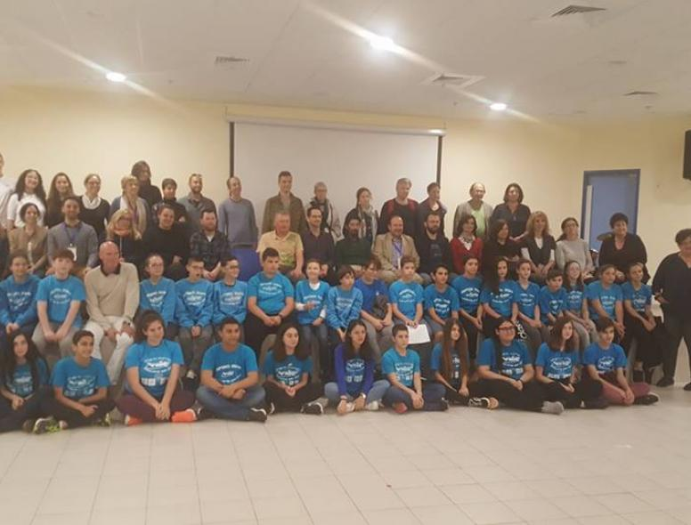 OSOS project meeting in Israel
