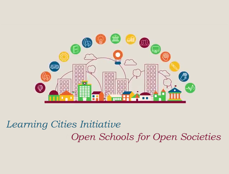 OSOS is establishing a collaboration with the Learning Cities Initiative in Greece