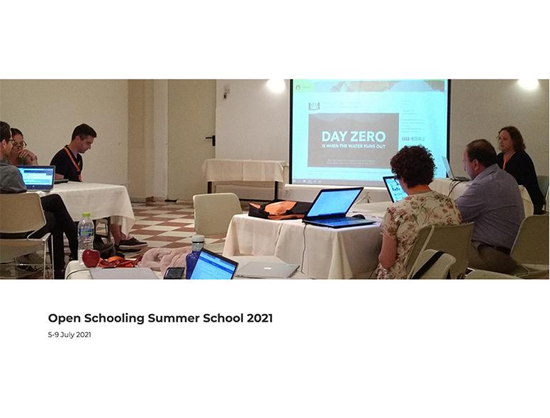 Join the Open Schooling Summer School 2021