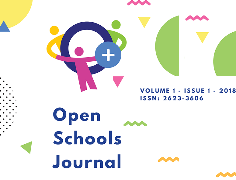 Something new is on the way: the Open Schools Journal for Open Science