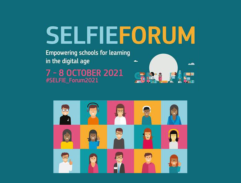 2nd SELFIE FORUM| Empowering schools to develop a digital strategy